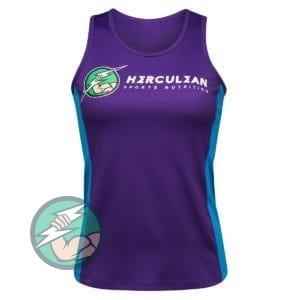 Herculean Girls vest purple with blue IMG_9989 re 1200px