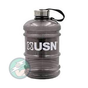 Usn_Black_water_bottle